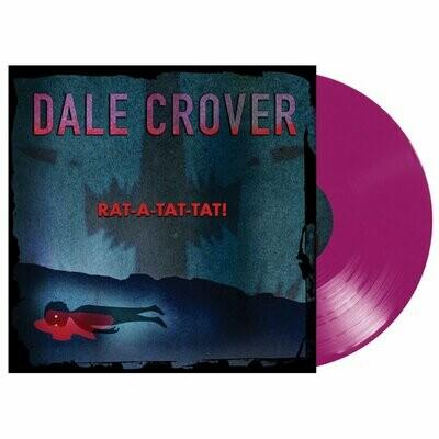 Dale Crover - Rat-A-Tat-Tat! (Purple) [LP]
