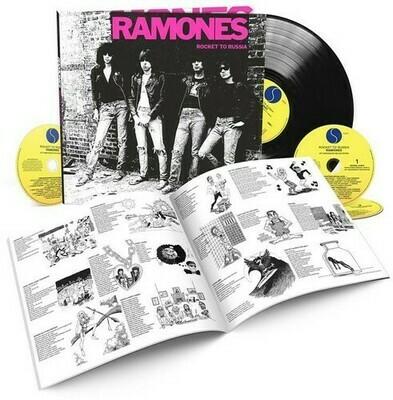 Ramones - Rocket To Russia (Deluxe) [LP+3CD]