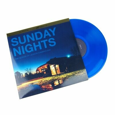 Various - Sunday Nights: The Songs Of Junior Kimbrough [2LP], Comp, Ltd, (Blue)