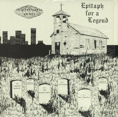 Various - Epitaph For A Legend [2LP], Comp, RE
