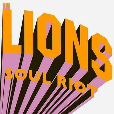 The Lions - Soul Riot [2LP]