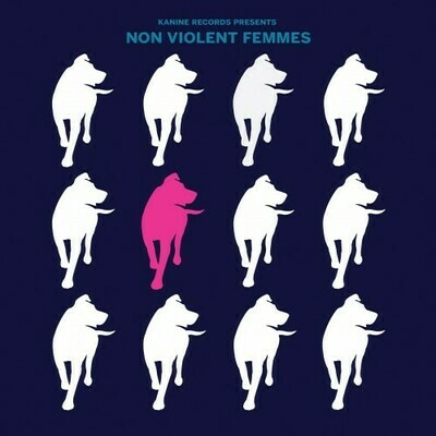 Various - Kanine Records Presents Non Violent Femmes [LP], Comp, Ltd, Pin