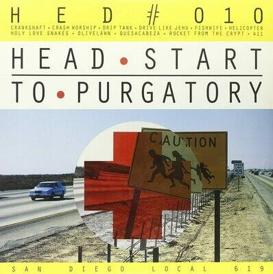 Various - Head Start To Purgatory [LP], Comp