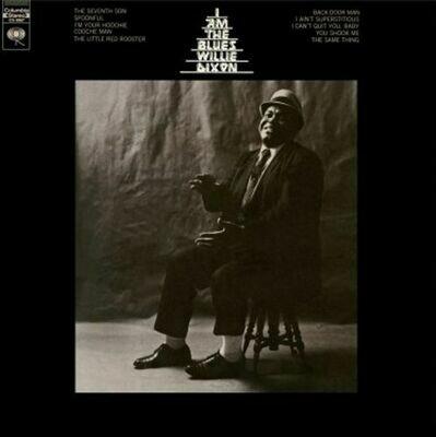 Willie Dixon - I Am The Blues (Trans Blue) [LP]