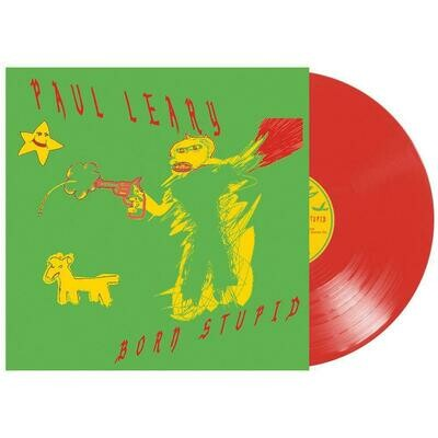 Paul Leary - Born Stupid (Red) [LP]