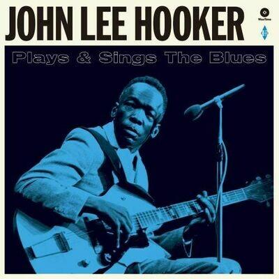 John Lee Hooker - Plays And Sings The Blues [LP]