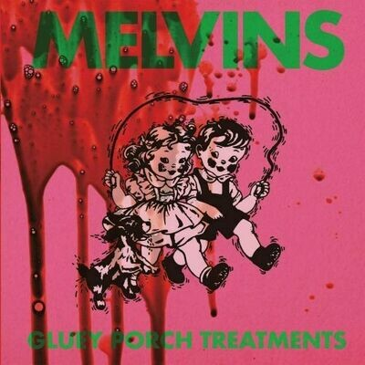 Melvins - Gluey Porch Treatments (Lime Green) [LP]