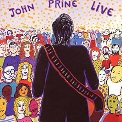 John Prine - John Prine Live (Yellow) [2LP]
