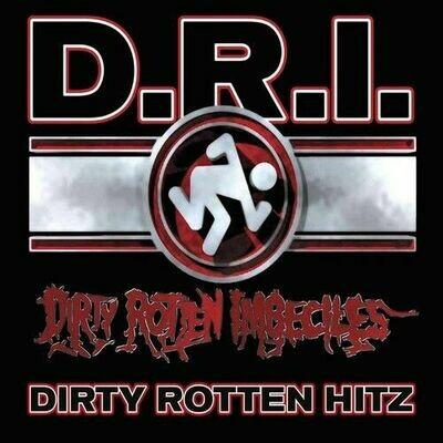 D.R.I. - Greatest Hits [LP]