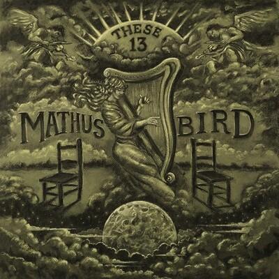Jimbo Mathus & Andrew Bird - These 13 (Grey) [LP]