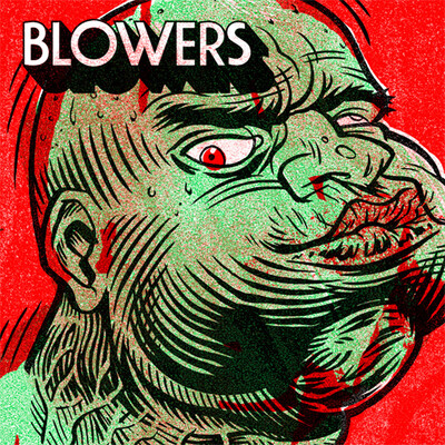 The Blowers - The Blowers [LP]