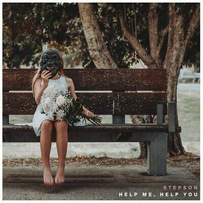 Stepson - Help Me, Help You (Pink/Blue) [LP]