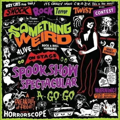 Something Weird - Spook Show Spectacular (Red) [LP]