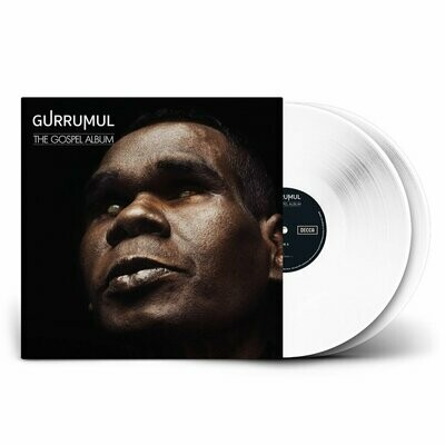 Gurrrumul - The Gospel Album (White) [2LP]