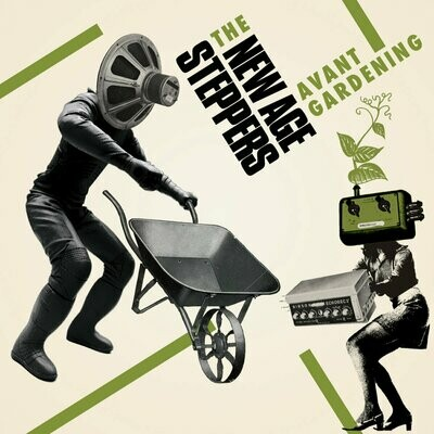 New Age Steppers - Avant Gardening [LP]