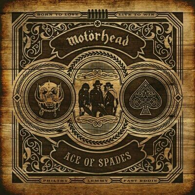 Motorhead - Ace Of Spades [6LP+10