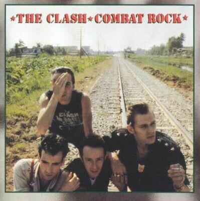 The Clash - Combat Rock [LP]