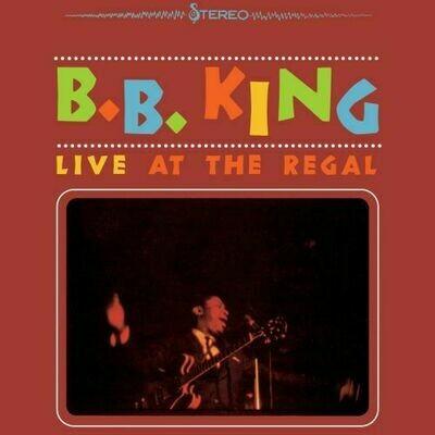 B.B. King - Live At The Regal [LP]