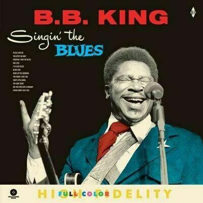 B.B. King - Singing The Blues [LP]
