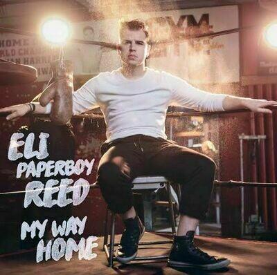 Eli 'Paperboy' Reed - My Way Home [LP]