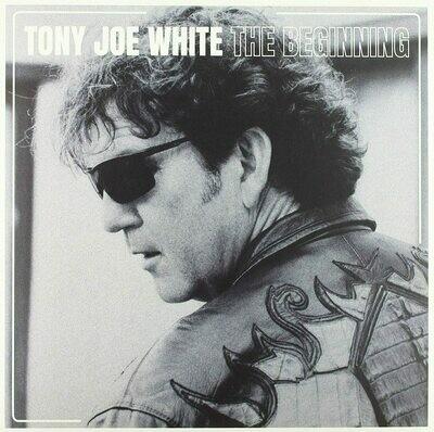 Tony Joe White - Beginning (Clear/Blk Splatter) [LP]