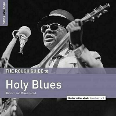 Various - Rough Guide To Holy Blues [LP]