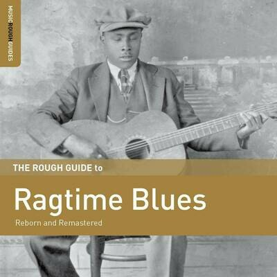 Various - Rough Guide To Ragtime Blues [LP]