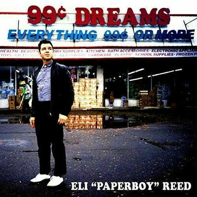 Eli Paperboy Reed - 99 Cent Dreams [LP]