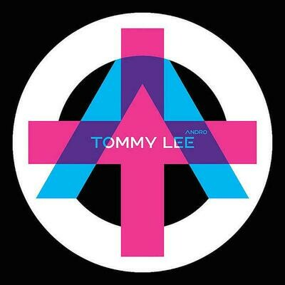 Tommy Lee - Andro (Signed! Blue/Pink) [LP]