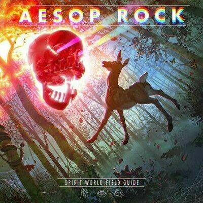 Aesop Rock - Spirit World Field Guide (Ultra Clear) [2LP]