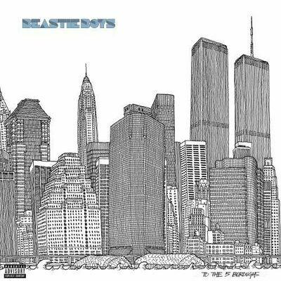 Beastie Boys - To The 5 Boroughs [2LP]