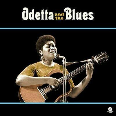 Odetta - Odetta And The Blues [LP]