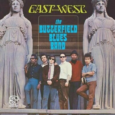 Paul Butterfield Blues Band – East/West (Blue) [LP]