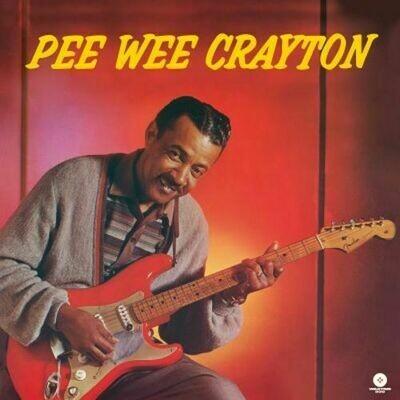 Pee Wee Crayton - 1960 Debut Album [LP]