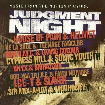 Various - Judgment Night OST (Flaming) [LP]
