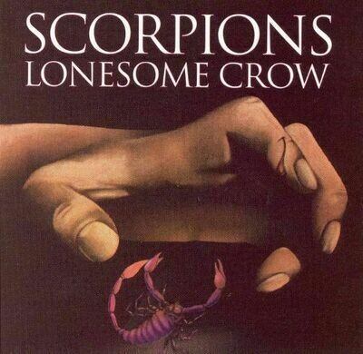 Scorpions - Lonesome Crow [LP]