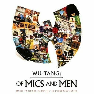 Wu Tang Clan - Of Mics And Men [LP] DAMAGED