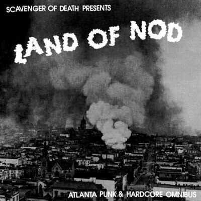 Various - Land Of Nod: An Atlanta Punk And Hardcore Omnibus [LP]