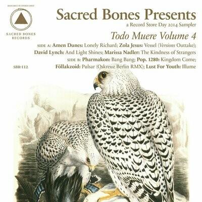 Various - Todo Muere Volume 4 [LP], Smplr