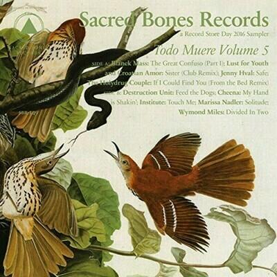 Various - Todo Muere Volume 5 [LP], Comp, Ltd