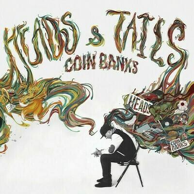 Coin Banks - Heads & Tails [LP], Comp, Ltd, Sil