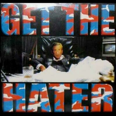 """Get The Hater - Get The Hater [12""""]"""