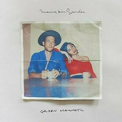 Mama Kin Spender - Golden Magnetic [LP]