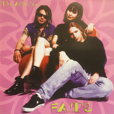 The Affected - Fate [LP]
