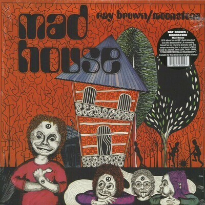 Ray Brown / Moonstone - Mad House [LP]