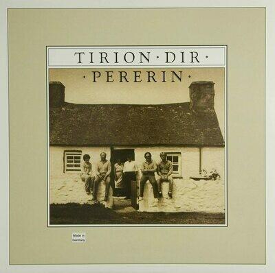 Pererin - Tirion Dir [LP], Ltd, RE