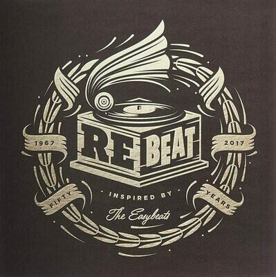 Various - Rebeat: Inspired By The Easybeats [EP]