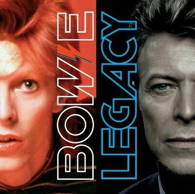 David Bowie - Legacy: The Very Best Of David Bowie [2LP]