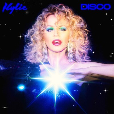 Kylie Minogue - Disco (Blue) [LP]