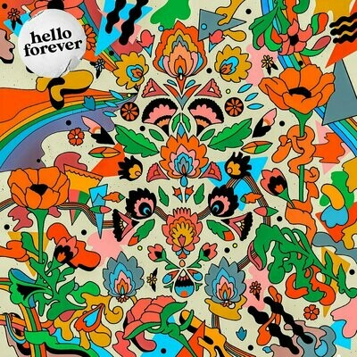"""Hello Forever - Whatever It Is (Blue) [LP+7""""]"""